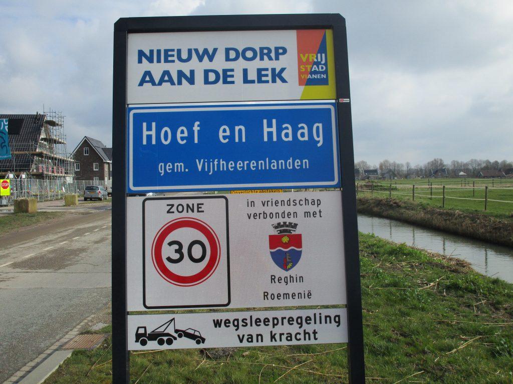 Partytent huren Hoef en Haag