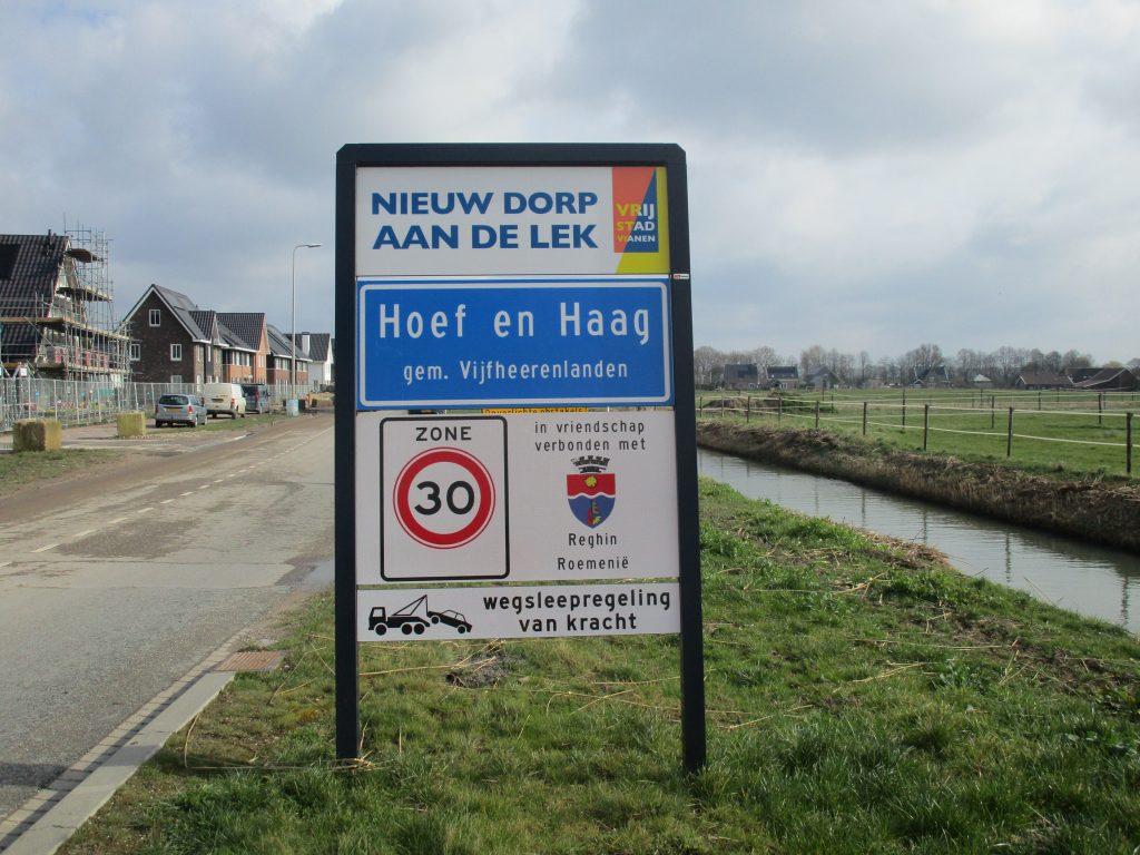Satafels huren Hoef en Haag